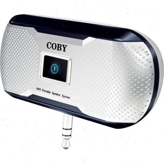 Coby Cs-mp23 Mini Mp3 Speakers