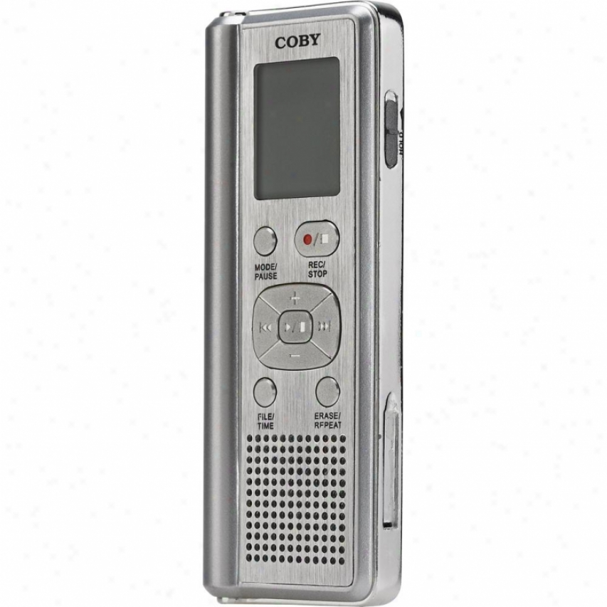 Coby Digital Voice Recorder Cxr190