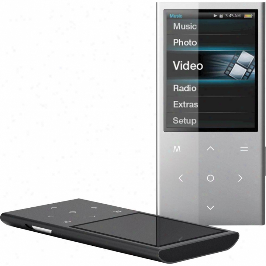 """Coby Mp3 Video Player 2.4"""" Lcd 8gb"""