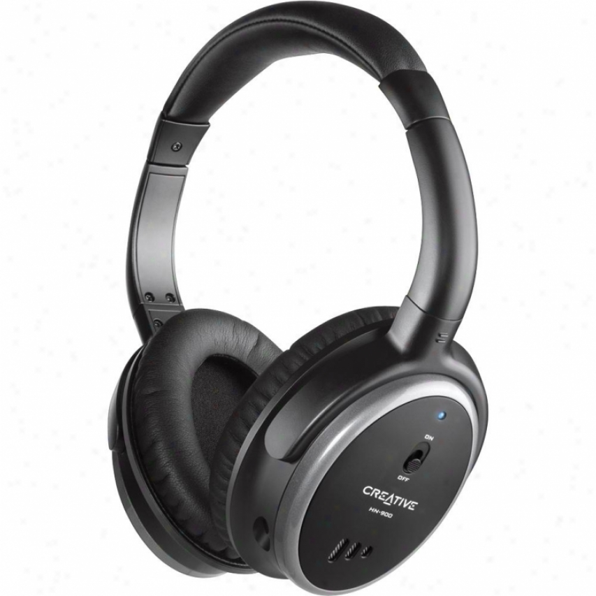 Creayive Hn-900 Noise-canceling Headphones (black)