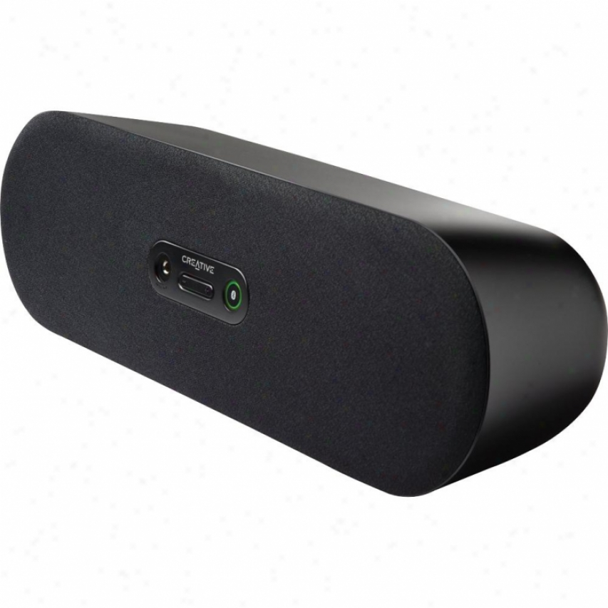 Creative Labs D80 Wireless Bluetooth Speaker Black