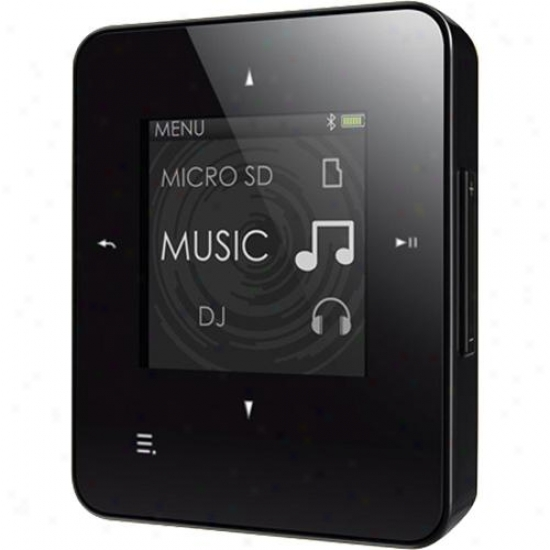 Creative Labs Zen M300 Mp3 Player iWth Bluetooth Capability - Black