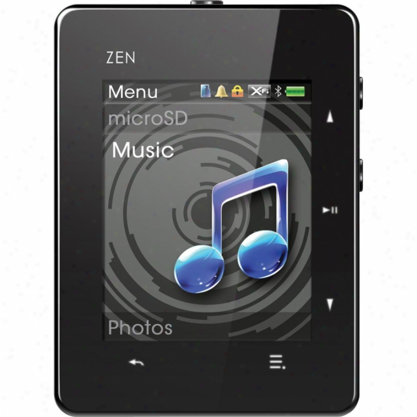 Creative Labs Zen X-fi3 8gb Mp3 Media Playe5