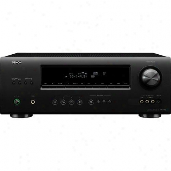 Denon 7.1 Channel 90 Watts Per Channel Home Theater Receiver Avr-1712