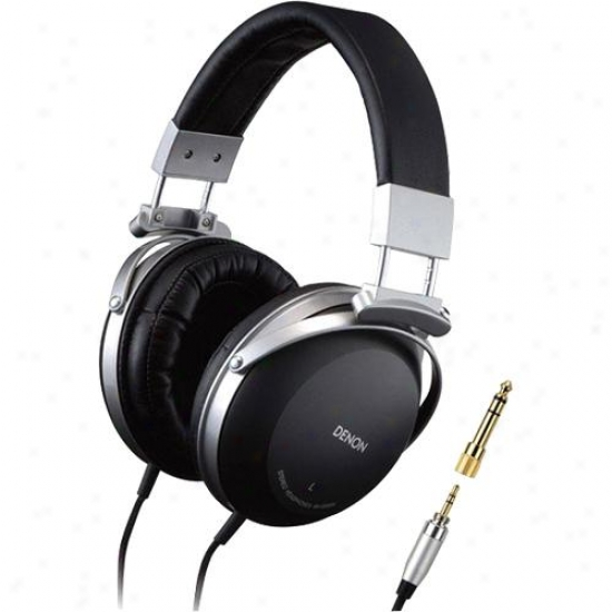 Denon Ah-d2000 Around-the-ear Headphones