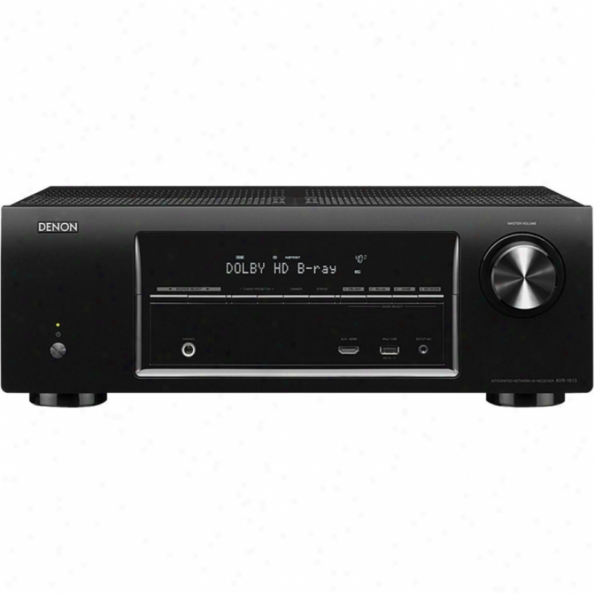 Denon Avr-1613 5.1 Channel A/v Networking Home Theater Receiver