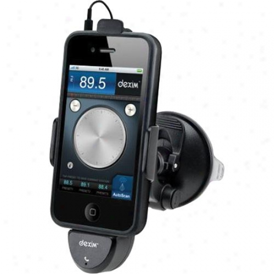 Dexim Icruz Audio Handsfree Outfit For Iphone - Dca234