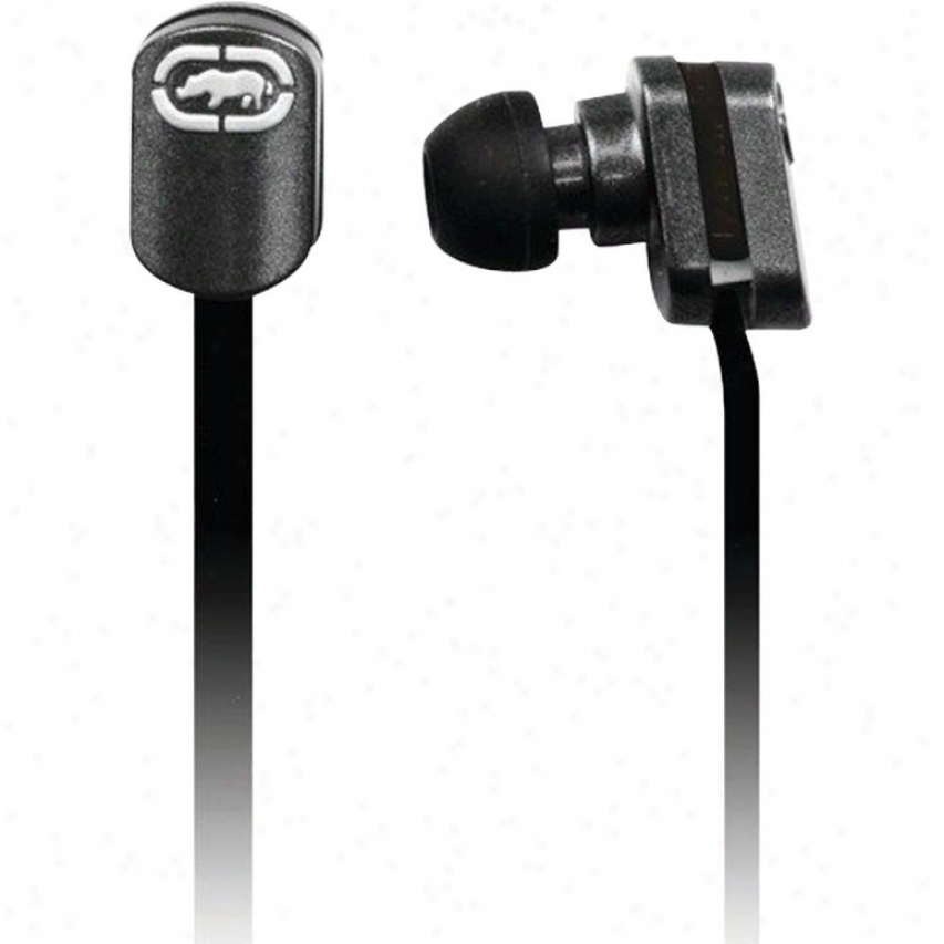 Digipower Solutions Ecko Lace Black Earbud + Mic