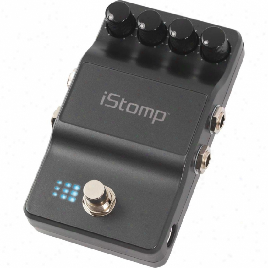 Digitech Istomp Guitar Effects Pedal For Ipad, Iphone & Ipod Touch