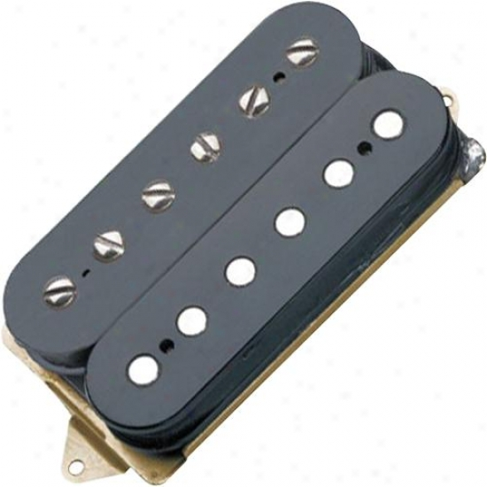 Dimarzio Air Norton Guitar Pickup F-spaced - Black - Dp193fbk