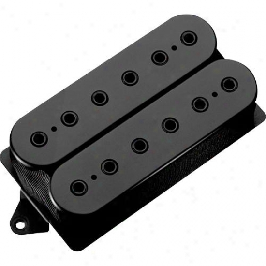 Dimarzio Dp159bk Evolution Bridge Pickup - Black