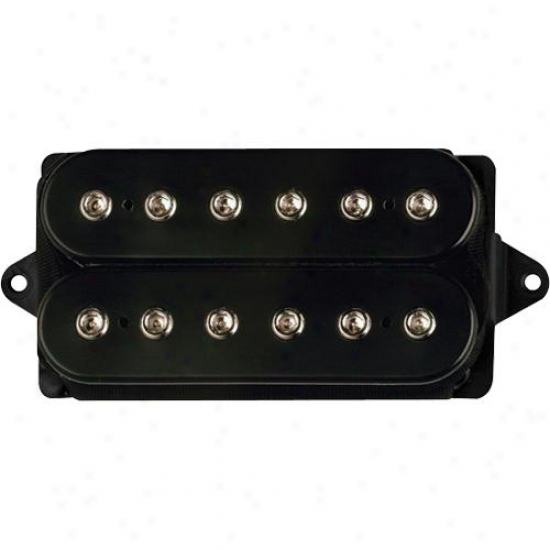Dimarzio Dp166fbk The Breed Pickup F Spaced - Black