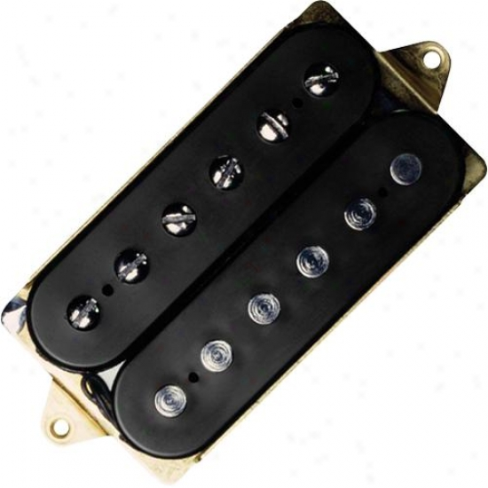 Dimarzio Dp192fbk Air Zone Pickup F Spaced - Black