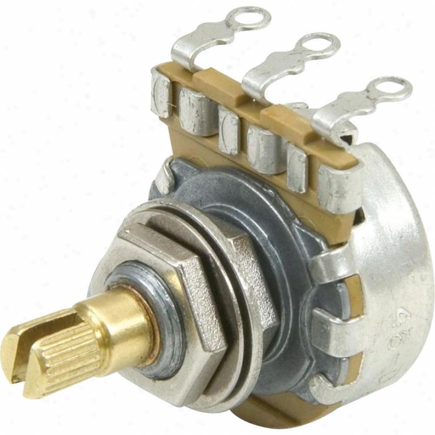 Dimarzio Ep1201 500k Custom Taper Split Shaft Potentiometer