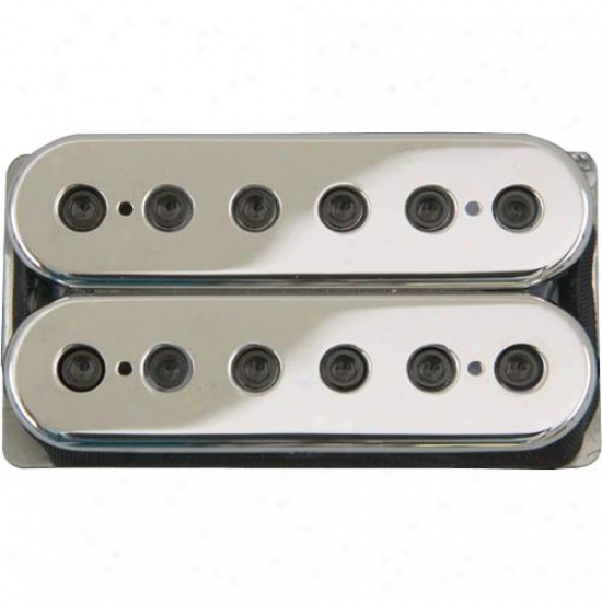 Dimarzio Humbucking Paf Guitar Pickup W/ Nickel Cover - Dp223fn