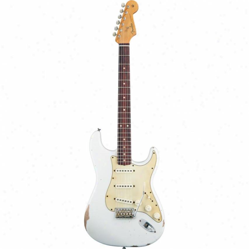 Display Model Of Fender® 013-1010-305 Road Worn? ?60s Strat™ Electric G