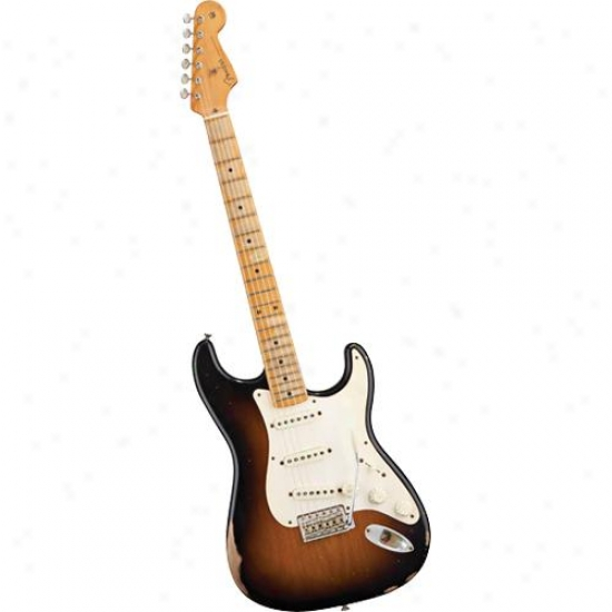 Display Model Of Fender® 013-1012-303 Road Wonr? ?50s Strat™ Electric G