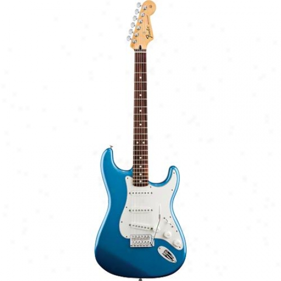 Display Model Of Fender® 014-4600-302 Standard Stratocaster® Electric Gu