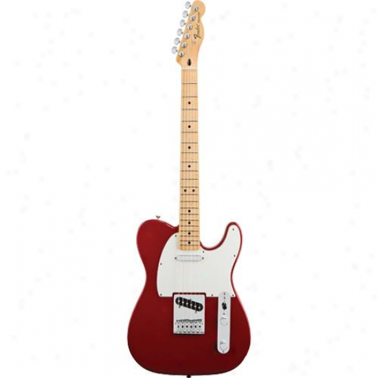 Display Model Of Fender® 014-5102-309 Standard Telecaster® Electric Guit