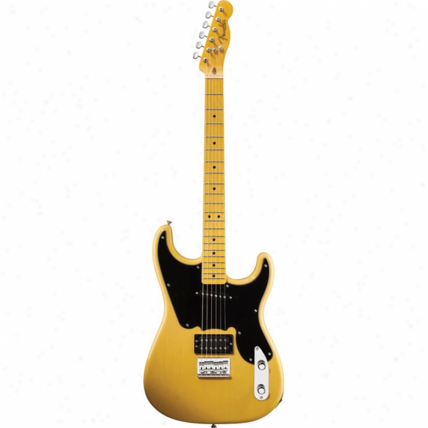 Dispay Model Of Fender® '51 Pawn Shop Stratpcaster® Guitar - Blonde - 0