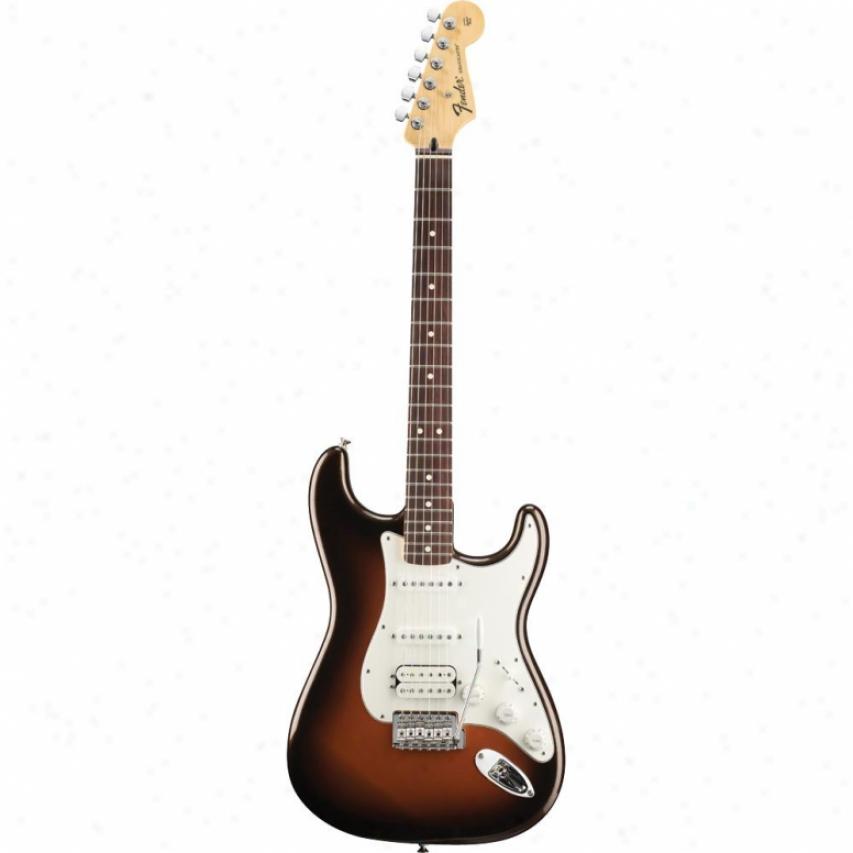 Display Model Of Fender® Standard Stratocaster® Hss Guitar - Copper Meta