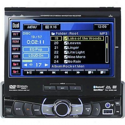Dual Am/fm/dvd Test Lcd