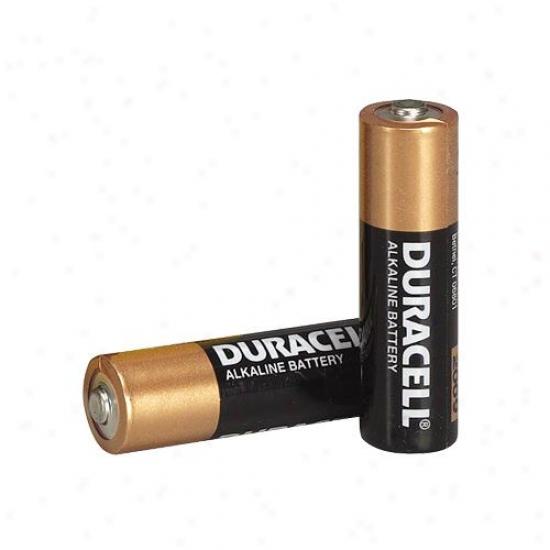 Duracell 2-pack Of Aa Allkaline Batteries