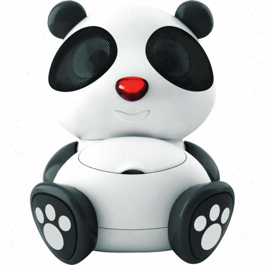 Lightning-like Frjends Sing Sing Panda Speaker Docking Station For Ipod And Iphone