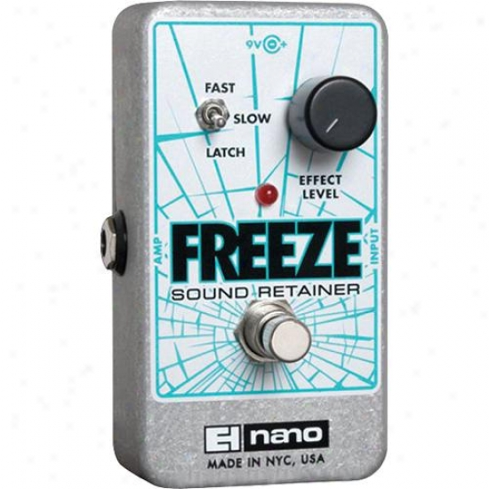 Electro-harmonix Freeze Cuttle-fish Retainer