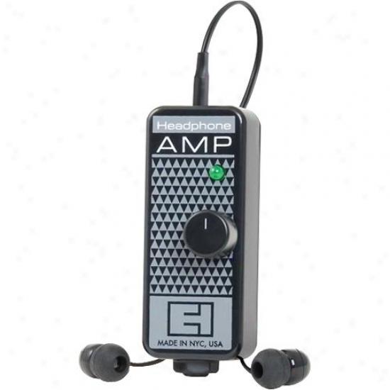 Electro-harmonix Headphone Amplifier - Personal Practice Amplificationn