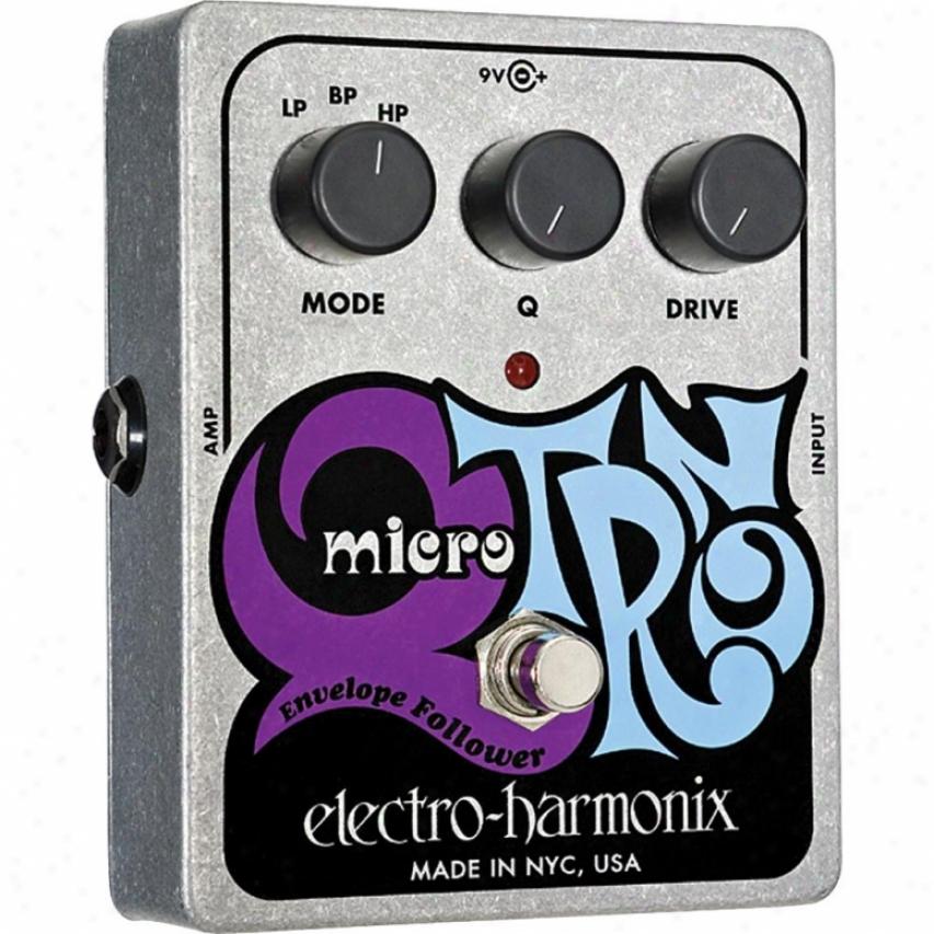Electro-harmonix Microqtron Micro Q-tron Envelope Filter
