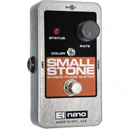 Electro-harmonix Small Stone (nano Chassis) Analog Phase Shifter