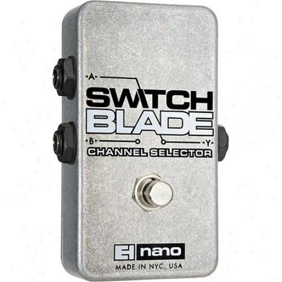 Eleectro-harmonix Switchblade Passive Channel Selector