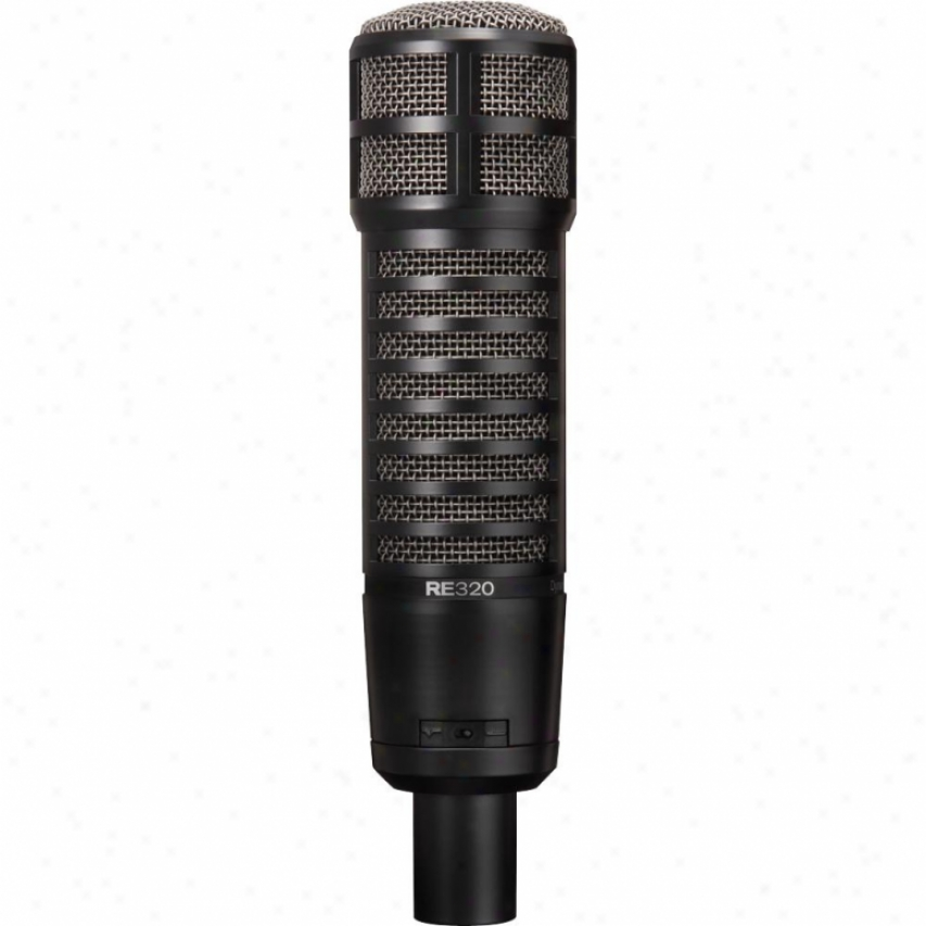 Electro-voice Variable-d Performance Microphone Re320