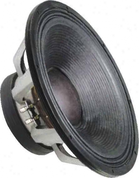 "Electrovoice High-output 18-inch Very-low-frequency Reproducsr W/4"" Vlice Coil &"