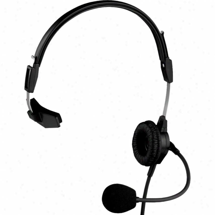 Electrovoice Telex Single Side Lite Headst 4pin M Xlr