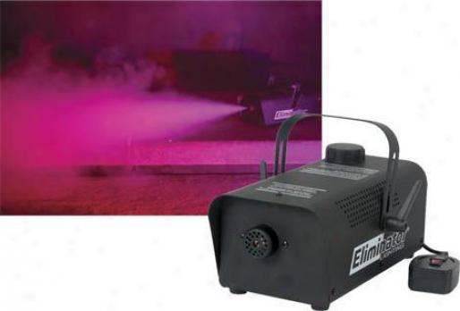 Eliminatoe 4,500 Cubic Ft. Of Fog Per Minjte Fogger W/700 Watt Heafer