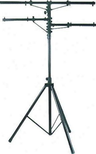Eliminator Black Lighting Tripod Stand