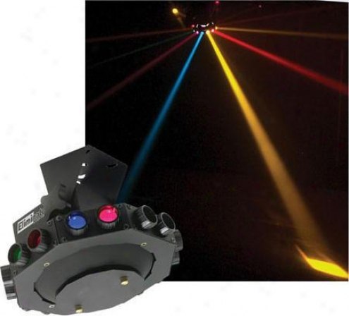 Eliminator Roto Saucer For Multi-collor Saucer Effects