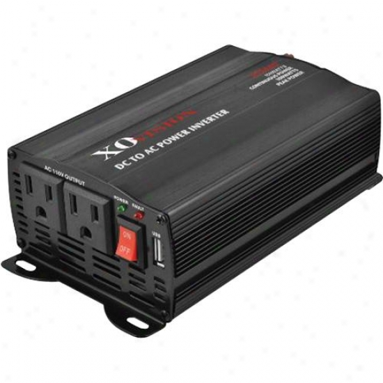 Ematic Dc To Ac 300 Watt Power Reverse