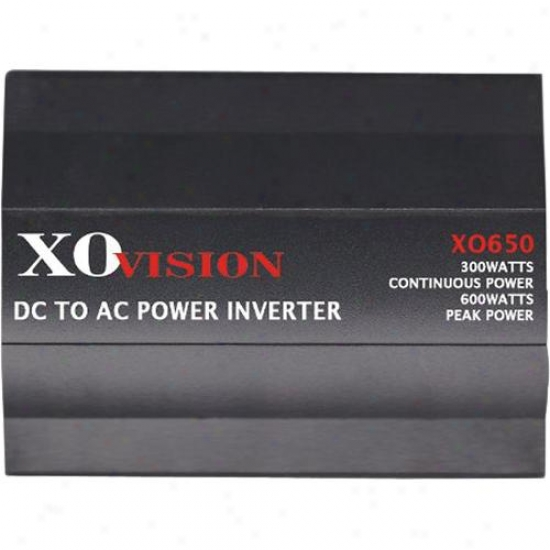 Ematic Dc To Ac Power Inverter 600w