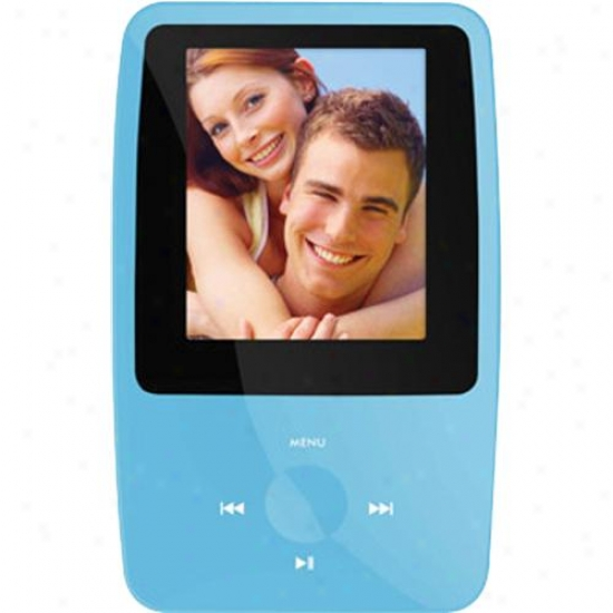 Ematic Esport Clip Mp3 Player Blue