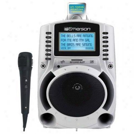 Emersln Karaoke Mp3 Lyric Player Sd511sc
