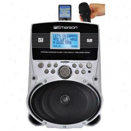 Emerson Karaoke Mp3 Lyric Player