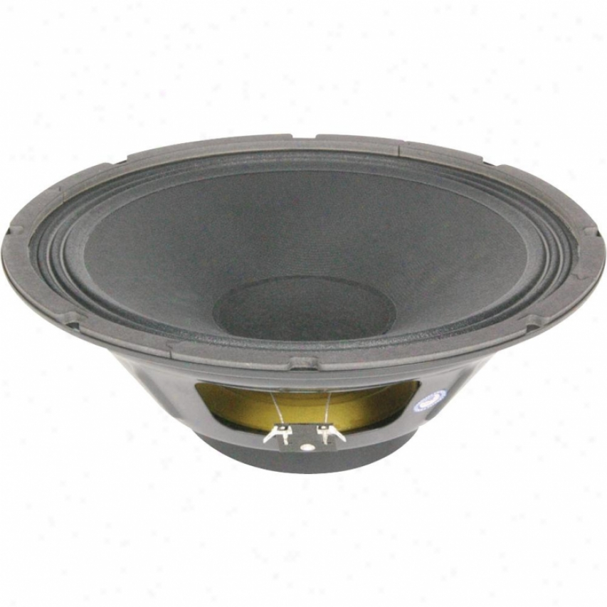 "Eminence 12"" Pro Mid Bass Spkr; 300w Max; 8 Ohms W/coppe rVoice Coil"