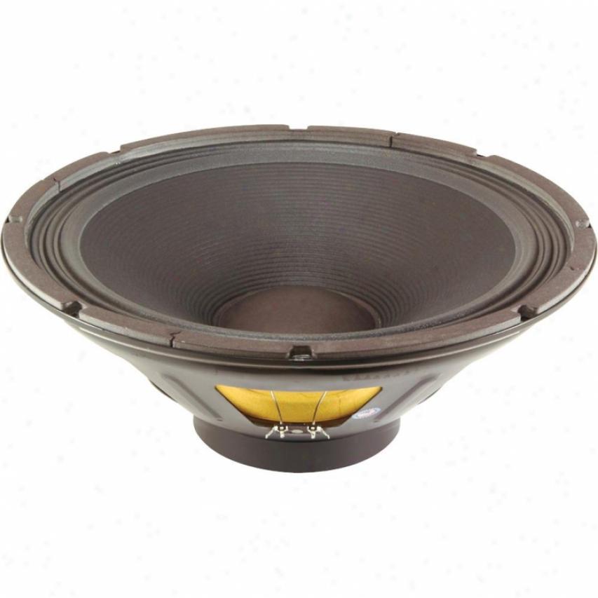 "Eminence 15"" Pro Woofer; 600w Max; 8 Ohms W/copper Voice Coil"