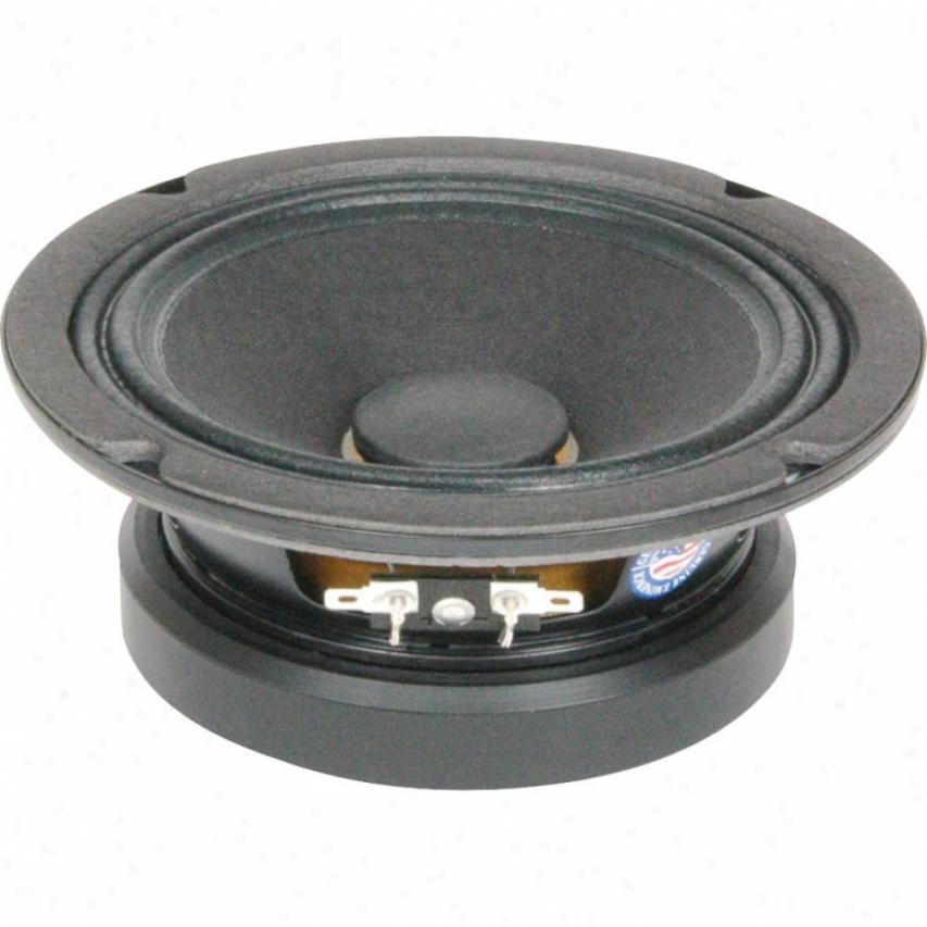 "Eminenfe 6"" Pro Mid Range Spkr; 200w Max; 4 Obms W/copper Spoken sound Coil"