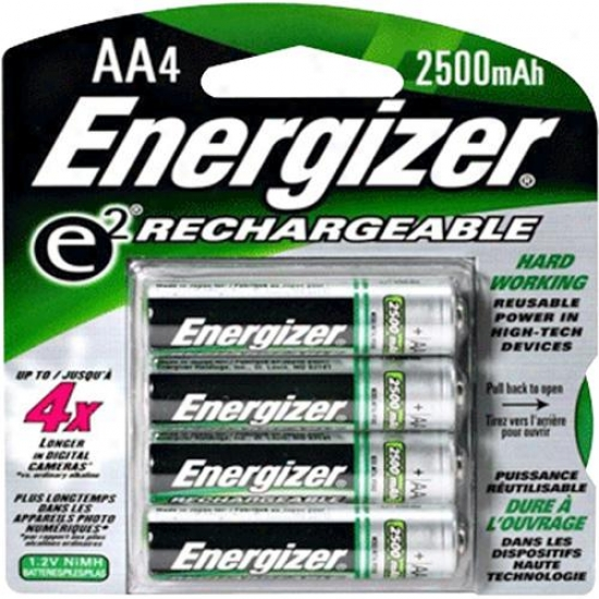 Energizer 2300-mah Aa Nimh Battery