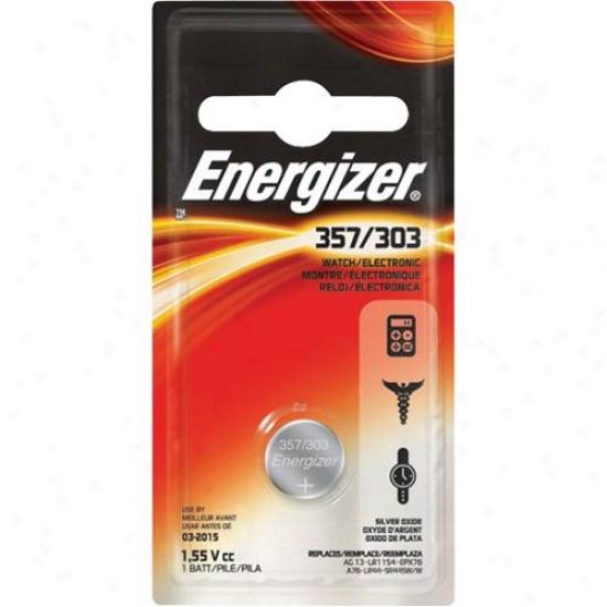 Energizer 357/bp Silver Oxide Battery
