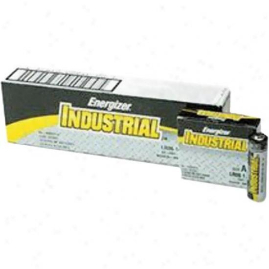 Energizer Case Pack - 144 Aa Industrial Batteries En91